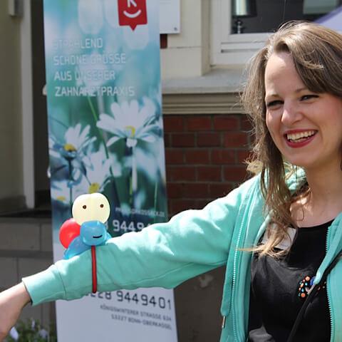 Maikäferfest 2015 Dr. Doris Kossack